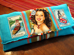 Vibrant Women Recycled Clutch (lorimarsha) Tags: woman fashion mexicana colorful recycled vibrant purse clutch accessories etsy handbag guatemalan lorimarsha