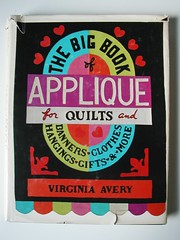 The Big Book of Applique cover