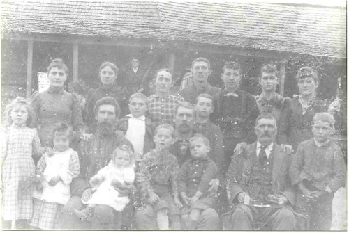 Families of Joseph and Andrew - SRD in middle