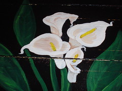Calla Lily Box 1 (Divasmagik) Tags: artwork paintings callalily