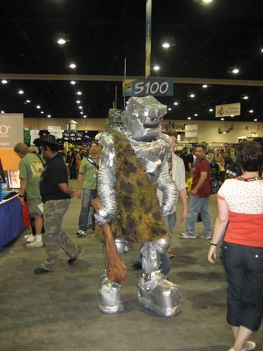 Crazy Costume