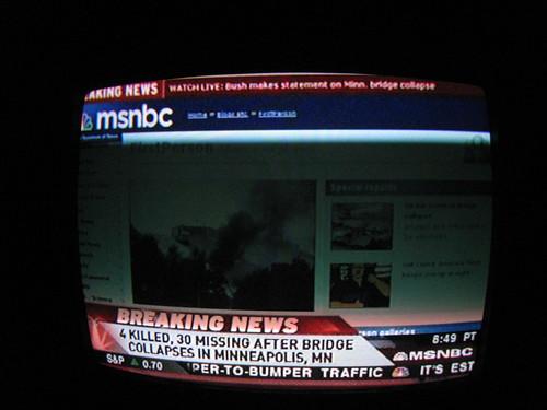 MSNBC Plug by edkohler, on Flickr