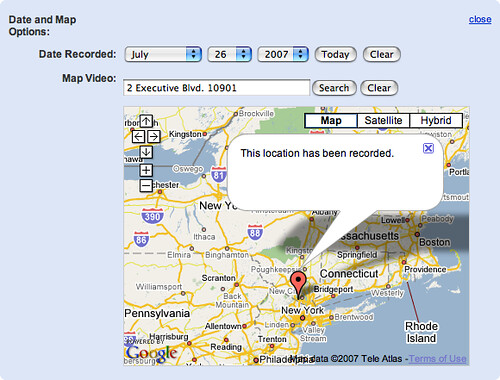 Google Maps on YouTube