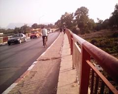 جسر واد شراعة Berkane
