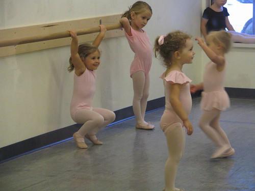 ballet 1, wk 1