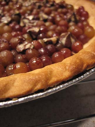Grape Pie.