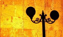 No sun - no color (Emilofero) Tags: shadow orange yellow bulgaria shade plovdiv