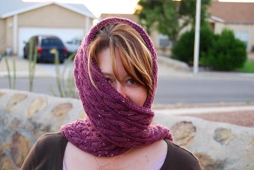 I wear knits!