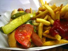 Vienna Beef Hot Dog
