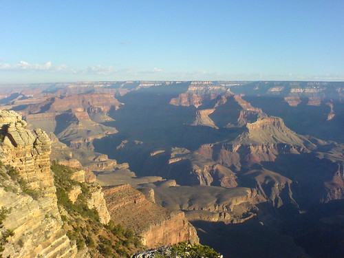 The Grand Canyon Rim Trail