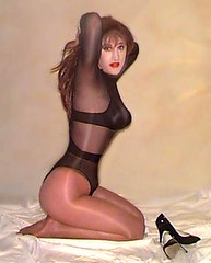 Pose2.jpg (tawnibonds) Tags: hot sexy stockings beautiful tv highheels legs cd sensual tgirl boytoy transvestite transexual crossdresser shortskirt hiheels tawni tawnibonds