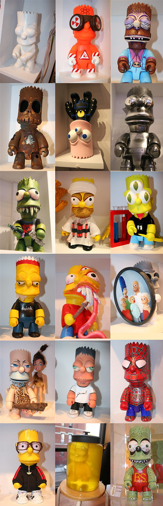 versiones-de-bart-simpson