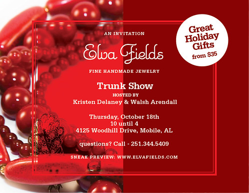 Mobile Alabama Trunk Show