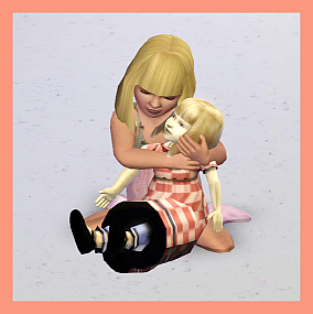 Sims 3 Exchange - killer doll on the loose and it's not