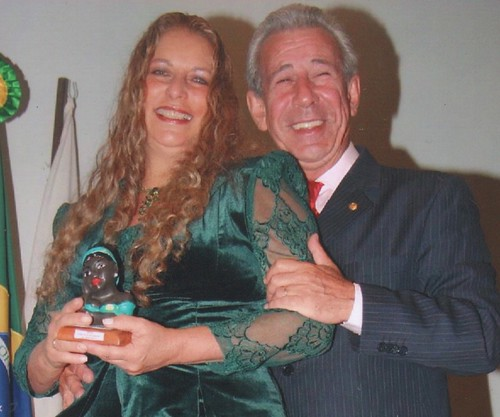 Antônio Roberto e Noemi Gelape