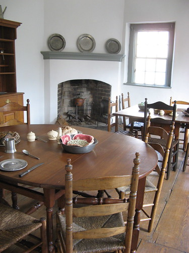Tavern dining room