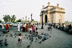 Gateway of India, Mumbai. India 2005