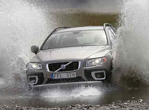 Volvo Driver Alert System