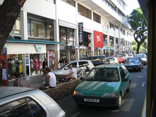 Papeete street