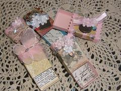 Assorted Matchboxes (hippiedog67) Tags: paperart dolls crafts
