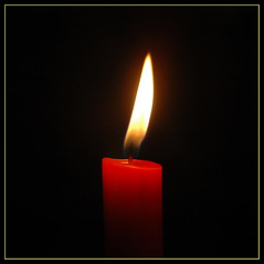 The Candle by Rickydavid, on Flickr