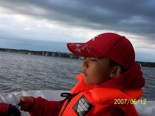 Fishing, Lake M?laren