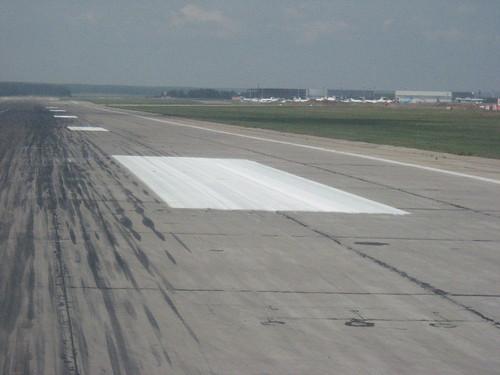 Vnukovo Ariport Runway