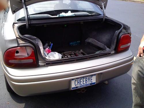 Fixing the Dodge Neon 98 - 2