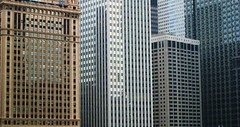 Chicago Downtown - by swisscan