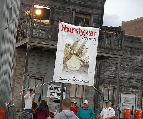 THIRSTY EAR FESTIVAL 2007