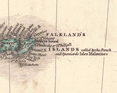 Presenting the Falkland Islands: a british perspective