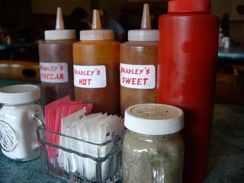 Bradley's Sauces
