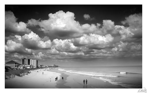 Cherry Grove Beach - South Carolina, USA