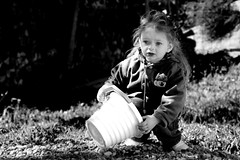 (Marius Muscalu) Tags: bw girl kid child outdoor romanian year3 wcp 2years liteni konicaminoltadimagea200 iarinailie 2ani bymariusmuscalu sucevean wheelchairphotographer fotografsuceava