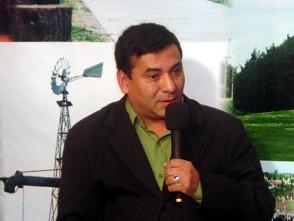 Daniel Calderon (Unión Vecinal de Pampayasta Sud)