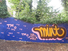 MINT (Brighton Rocks) Tags: tmc graffiti brighton mint tarnerland
