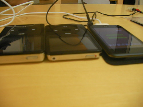 iPods video & iPod Touch