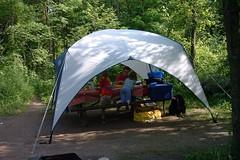 camping longlake kettlemoraine