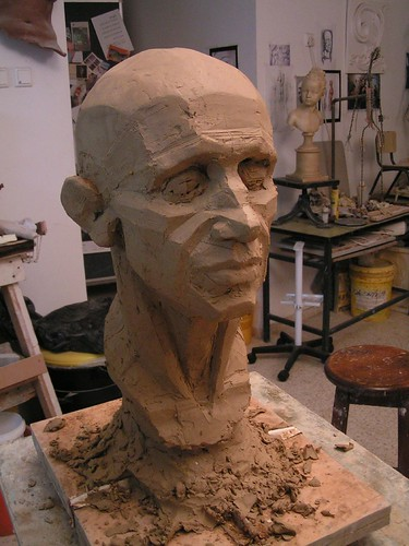 Lesson 7, full sculpture