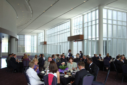Luncheon in the Grand Lobby