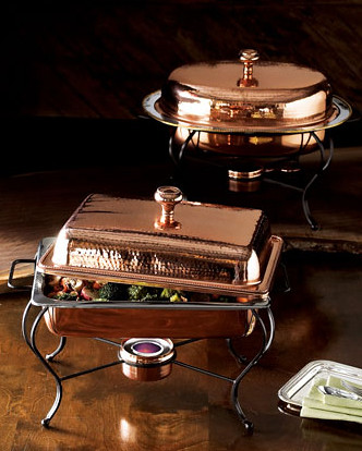 Copper-Plated-Chafing-Dishes