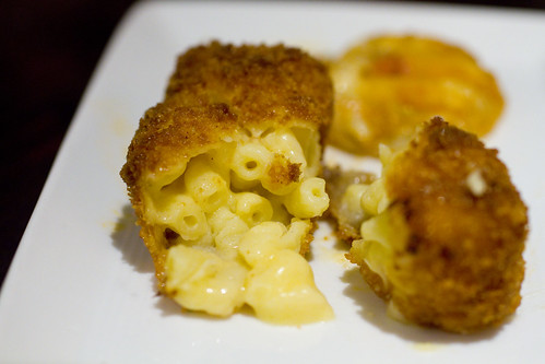 Fried Mac & Cheese