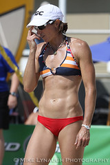 AVP Nivea Pro Beach Volleyball Tour - Virginia Beach Open - June 19, 2010 (mikelynaugh) Tags: beach virginia open beachvolleyball bikini volleyball virginiabeach avp probeachvolleyball nivia lynaugh mikelynaugh virginiabeachopen