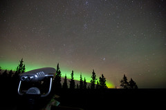 Observe (Jason Pineau) Tags: park sky night nt nwt national aurora astronomy northwestterritories fortsmith northernlights borealis woodbuffalo