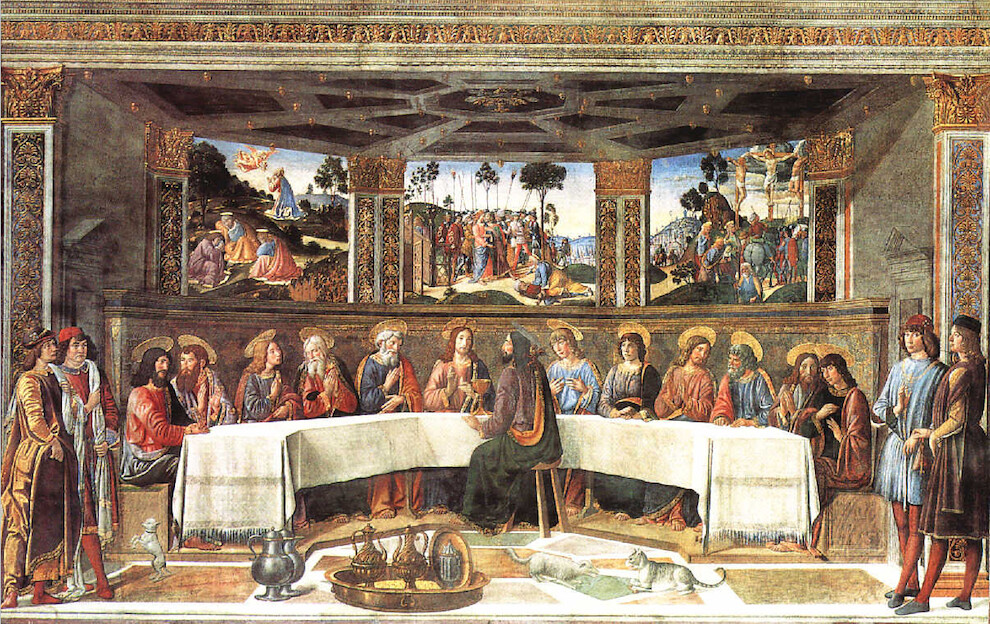 5188690269 1fd8806d5e b Sistine Chapel   Incredible Christian art walk through [29 Pics]