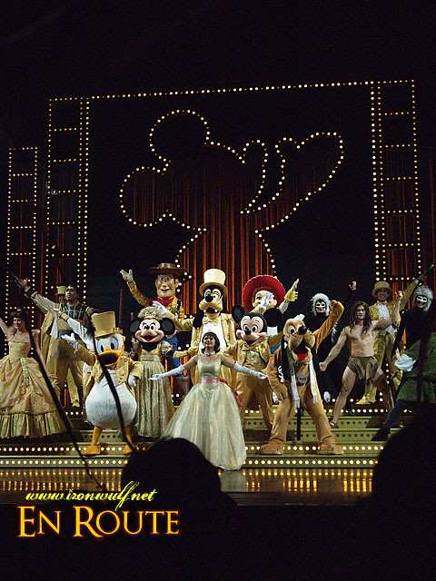 The Golden Mickey Finale