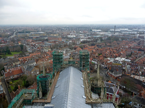 York from York Minster