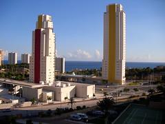 Preciosas vistas al mar. Les atenderemos en su agencia inmobiliaria de confianza Asegil en Benidorm  www.inmobiliariabenidorm.com