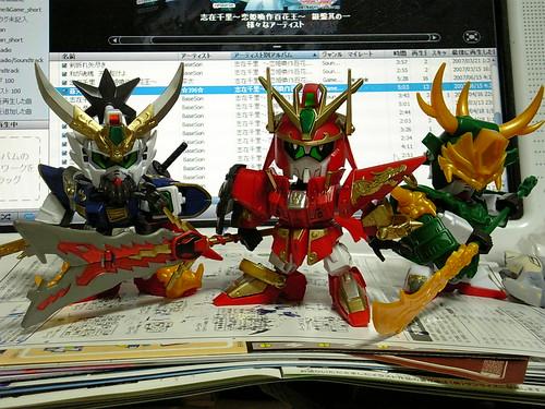 翔の武人たち