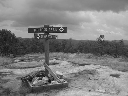 Trails diverge